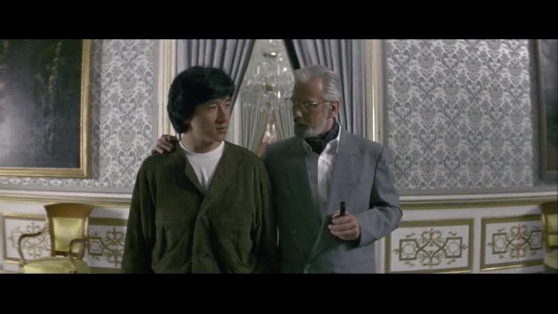 ДОСПЕХИ БОГА 2: ОПЕРАЦИЯ КОНДОР (1991) - боевик, комедия, приключения. Джеки Чан 1080р