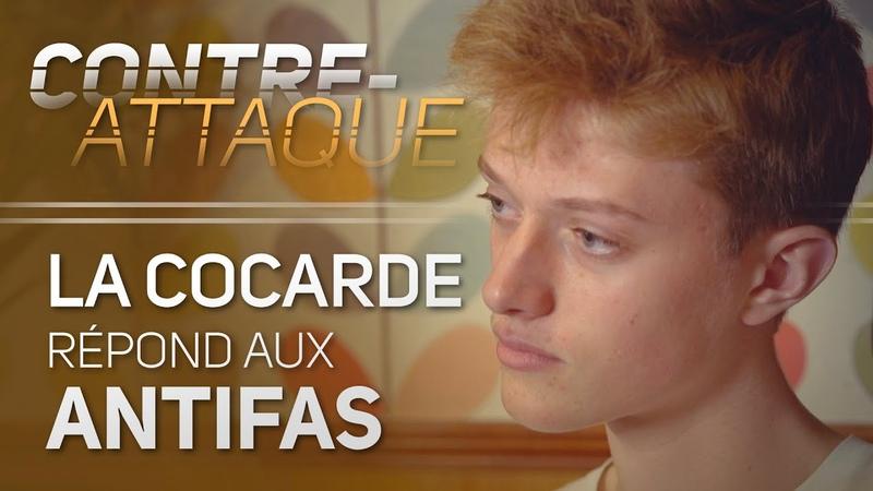 Comment les antifas contrôlent les universités françaises – UN SYNDICAT ÉTUDIANT CONTRE-ATTAQUE