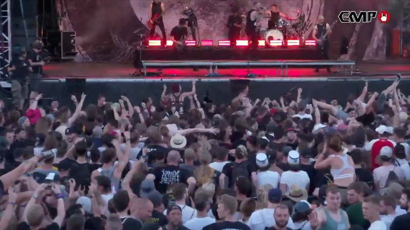 Architects - Live at Vainstream Rockfest 2019 ( Official livestream remastered)