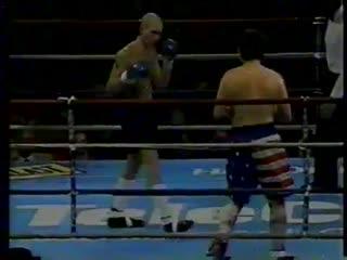 Scott Great Scott Ashley vs Tommy The Stone Reinhardt [June, 1994]