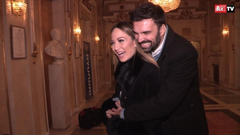 Jelena Tomašević i Ivan Bosiljčić o Božiću braku i porodici