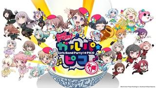 BanG Dream! Girls Band Party!PICOOHMORI Episode 2 (with English subtitles)