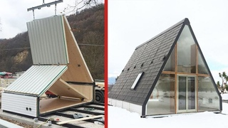 Modern Technologies For Fast Construction Housing