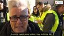 Řecko demonstrace proti přívalu imigrantů cz titulky