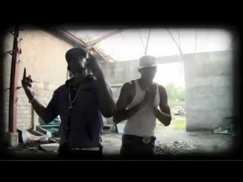 DUSS RIDDIM MEDLEY VYBZ KARTEL POPCAAN JAH VINCI OFFICIAL VIDEO NOVEMBER 2010