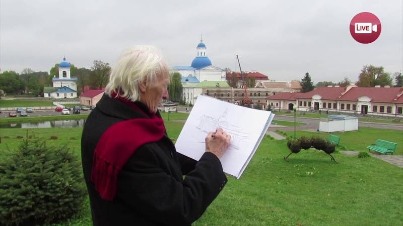 У скульптора Ивана Миско есть два новых проекта для Слонима