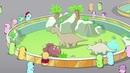 Бадики 19 PlayTime Buddies Кого не хватает в зоопарке