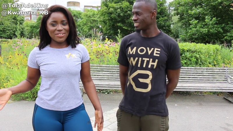 How to dance Azonto Shoki Afro dance tutorials and more TOLAADEKING X MOVE WITH KB
