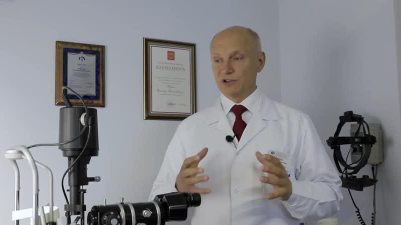 Уникальные случаи излечения глазных болезней в СПб филиале ФГАУ НМИЦ МНТК Микрохирургия глаза