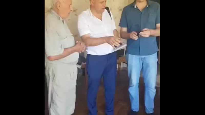 Это Сочи. Депутат Единой России подарил 90-летнему.mp4