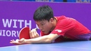 Xiang Peng vs Truls Moregard 2019 ITTF World Junior Championships Highlights Final