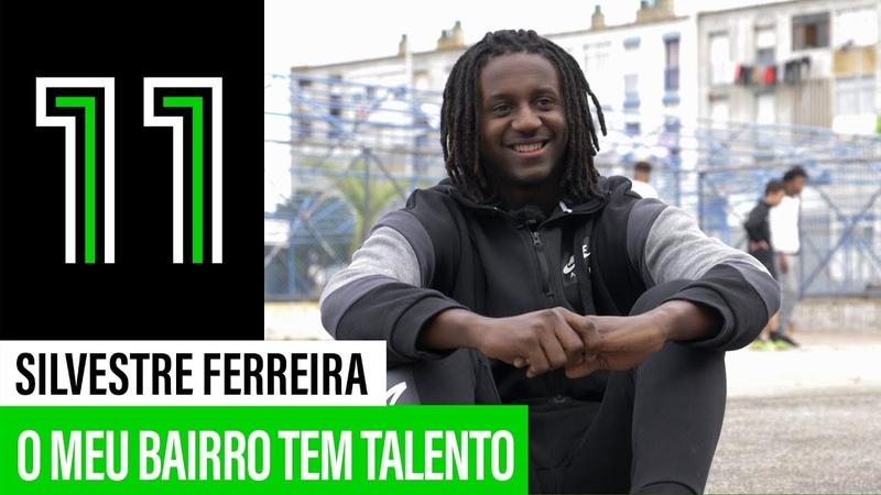 O meu bairro tem talento Silvestre Ferreira