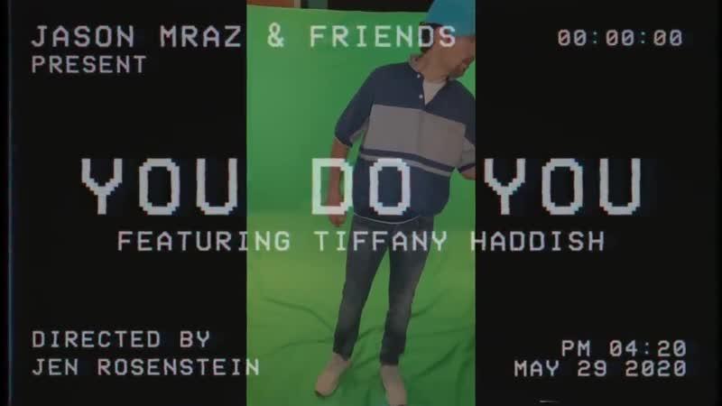 Jason Mraz You Do You feat Tiffany Haddish Official Video