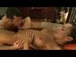 Compilation - Guys and Gals Fucked by Shemales