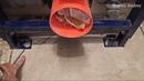 Лопнула стяжка в момент установки инсталляции черновая сантехника второй этап ремонта санузла