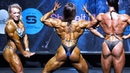 Incredible Womens Physique - Great Class at Pro Qualifier and the winner is amazing!
