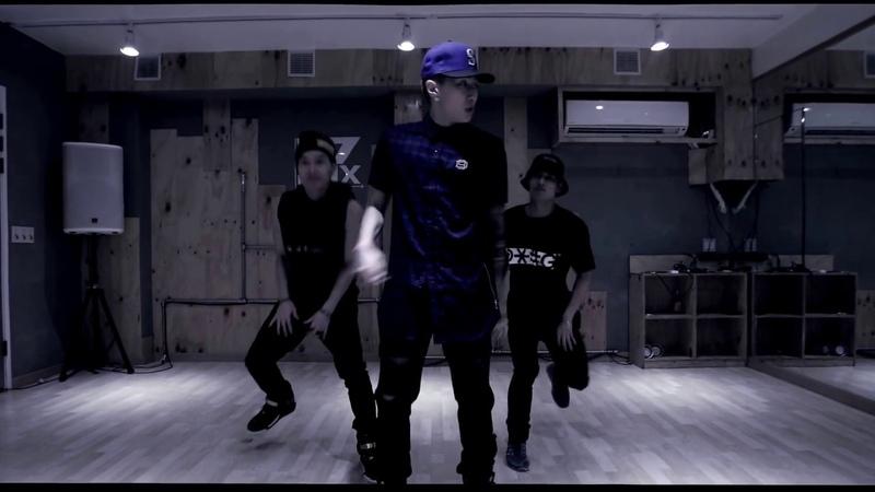 World Wide Jay Park Dance practice Ver @prepix studio