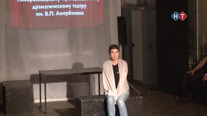 Проект Театр на карантине. ЕЛЕНА КАБАНОВА (история 1)