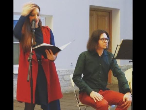 Retrouvé - Una Colomba - Gherardello da Firenze - Ars Lilium - Irina Dubrova - psalterium