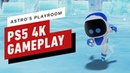 Astro's Playroom - 16 Minutes of PlayStation 5 Gameplay in 4K