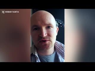 Михаил Архипов  о своем фильме Топливо / фестиваль Короткий метр