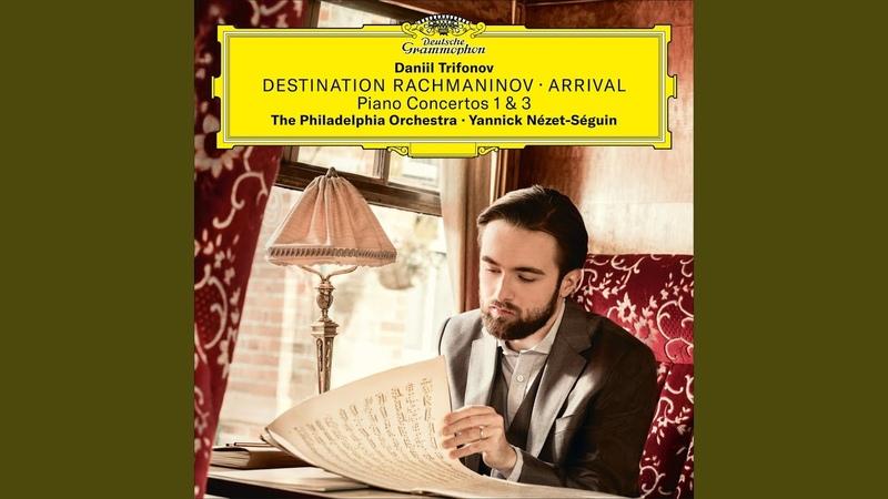 Rachmaninov Vocalise Op 34 No 14 Arr Trifonov for Piano