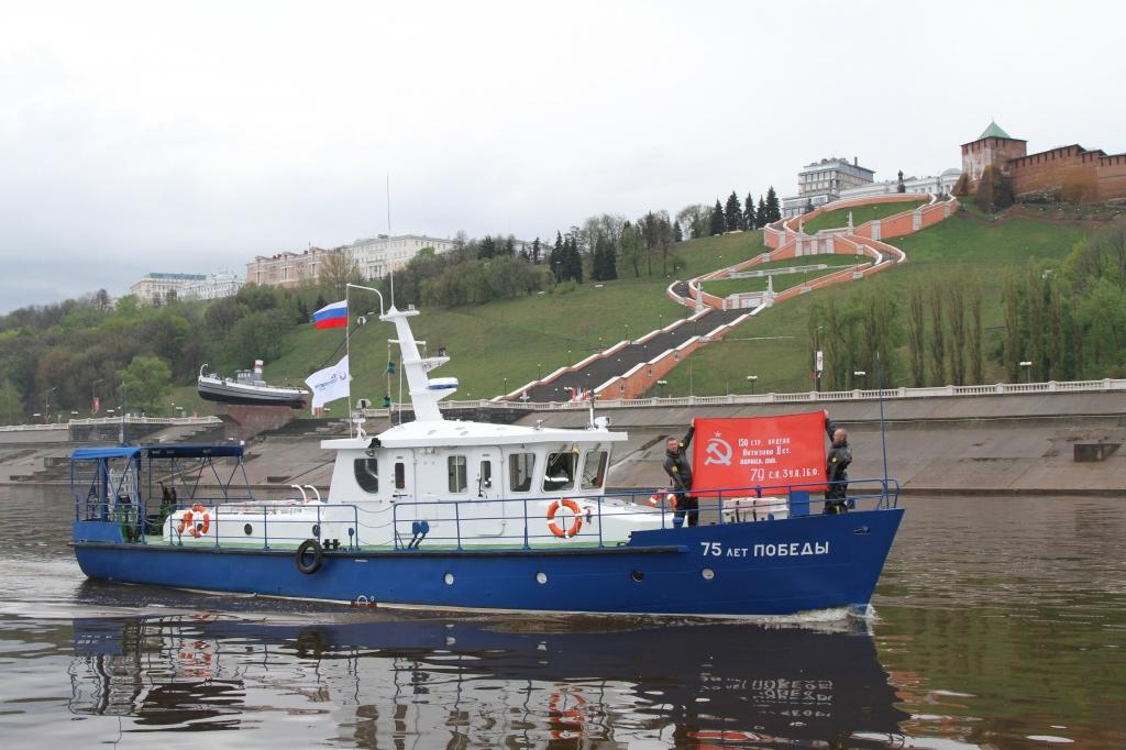 Судно «75 лет Победы» принято в эксплуатацию компанией АО «Транснефть — Подводсервис»