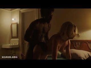 Эмили Миде(Emily Meade) голая грудь секс в сериале Двойка(2017,США)