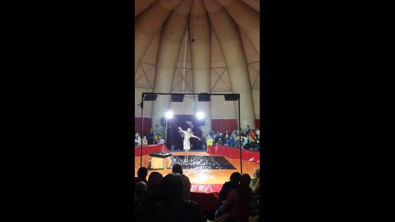 Live Воздушный цирк-шапито Яранга