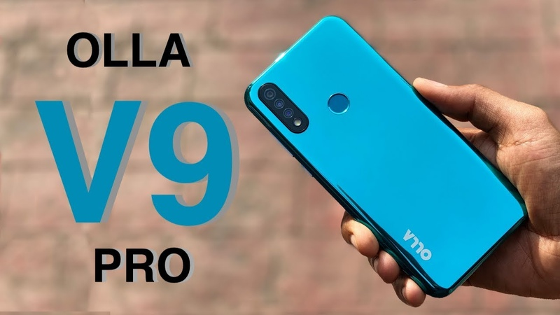 Olla V9 Pro Unboxing and review Under $90 N32 000 Budget Smartphone