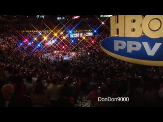 Michael Buffer Is More Than Ready To Rumble