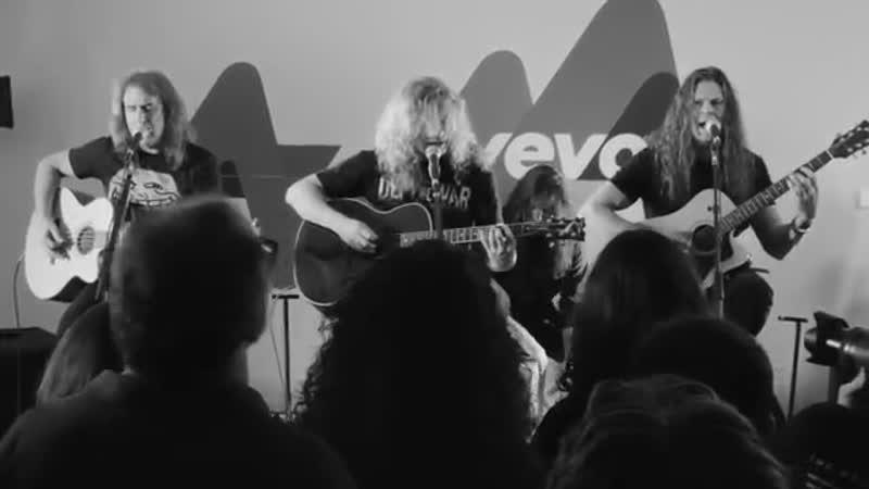 Megadeth Symphony Of Destruction acoustic