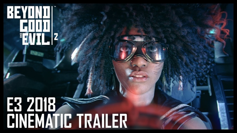 Beyond Good Evil 2: E3 2018 Cinematic Trailer | Ubisoft [NA]