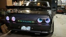 Original HD INFINITY MIRROR Tail lights R32 SKYLINE Nintendo Controller Remote start Steve Molans