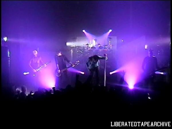 Orgy Live COMPLETE SHOW Pontiac MI USA February 27th 2001 Clutch Cargo's