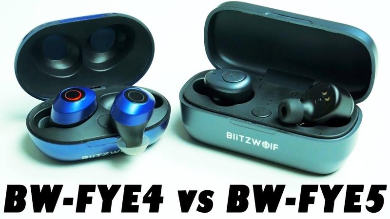 Какие Беспроводные Наушники Выбрать BW FYE4 или BW FYE5