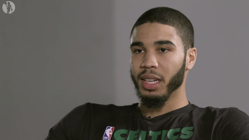 Passing the Torch PART 3 Jayson Tatum and Tommy Heinsohn