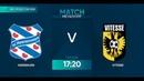 AFL19. Netherlands. Eredivisie. Day 21. Heerenven - Vitesse.