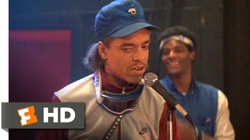 Breakin (811) Movie CLIP - Ice-T Raps (1984) HD