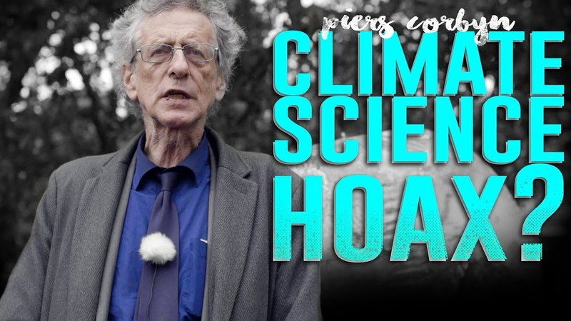 Extinction Rebellion's Climate Strike Denounced by Piers Corbyn Action for Life Movement