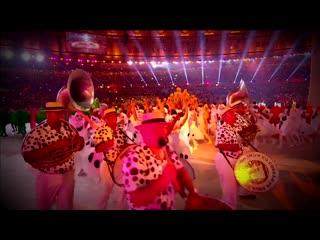 Церемония закрытия Игр Рио-2016. Моменты