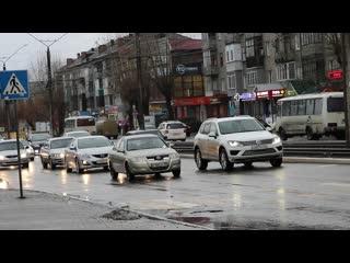 Блиц-опрос на тему Пешеходы и водители Бийск 2019