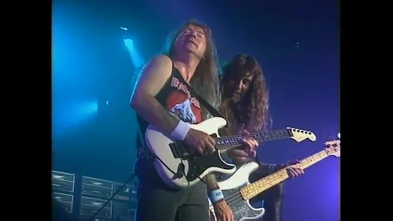 Iron Maiden Lost show Bruce Dickinson In group Live may 1994 Usa
