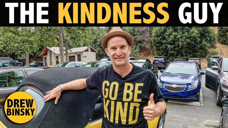 The KINDNESS Guy Leon Logothetis