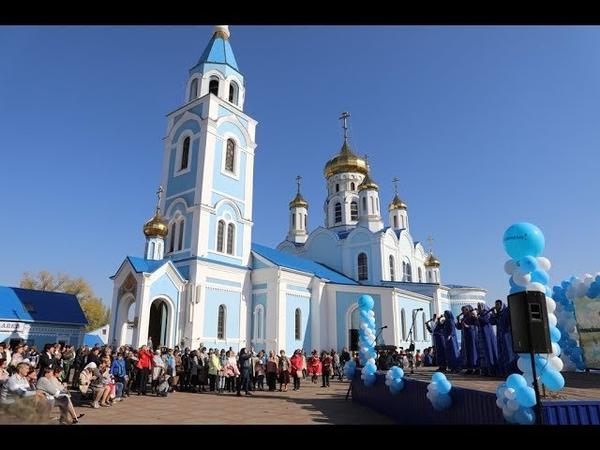 Покровский кафедральный собор г. Шахты отметил престольный праздник. 2019 г.