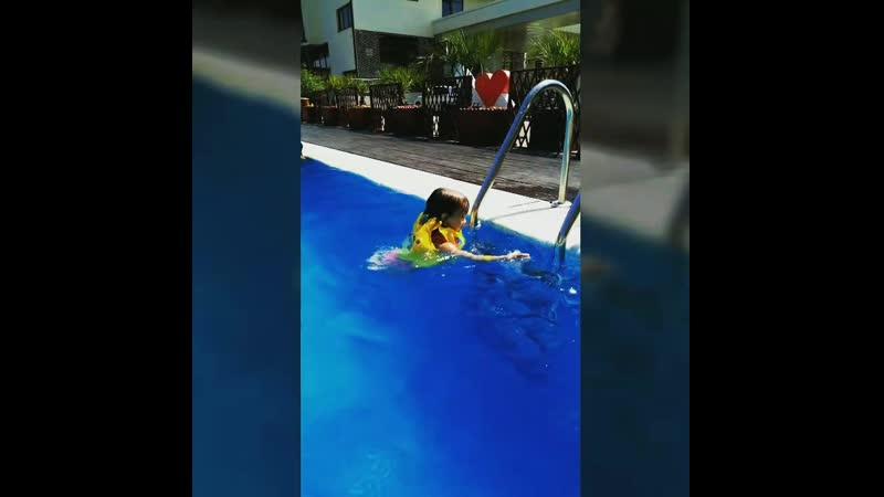 Учимся прыгать и нырять
