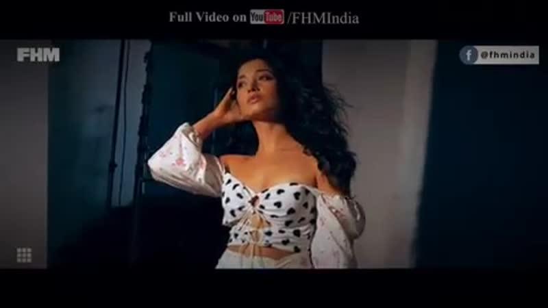 Таманна Бхатия для FHM
