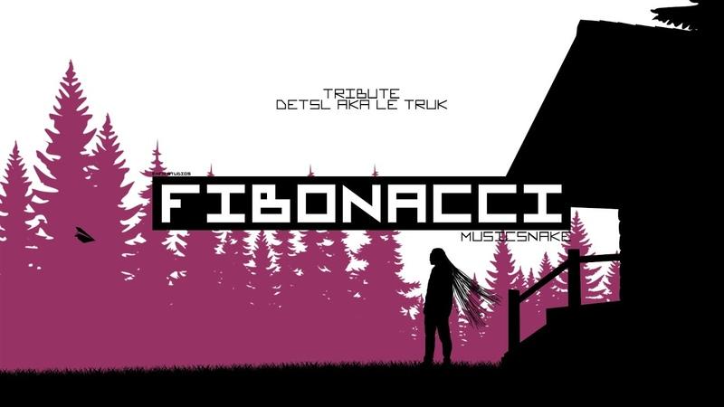MusicSnake Fibonacci Detsl aka Le Truk Tribute в память о Децле
