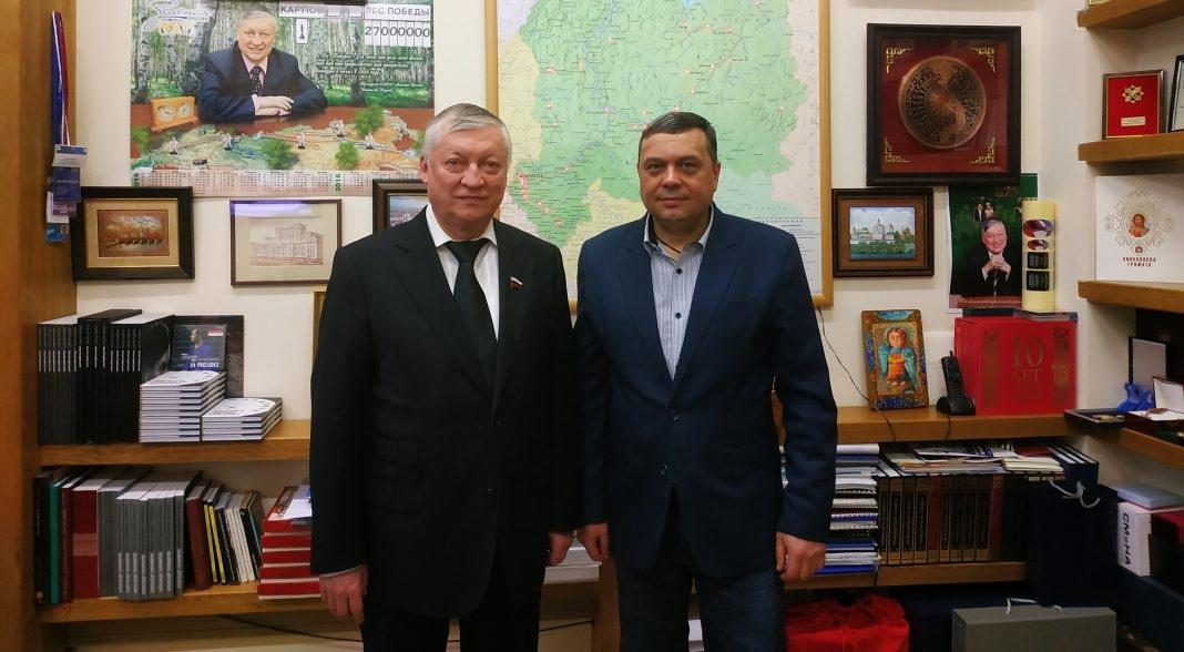 Анатолий Карпов: В республике сложилось любительское управление
