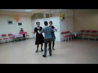 """Танцевальный клуб """"Ещё не вечер. Танго втроём."""